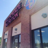 ... Photo taken at Tailor Made Nutrition by Austin W. on 8/1/2015 ...