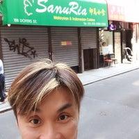6/18/2018 tarihinde Jacky L.ziyaretçi tarafından Sanuria Restaurant'de çekilen fotoğraf