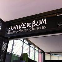 Das Foto wurde bei Universum, Museo de las Ciencias von Shannon G. am 5/17/2013 aufgenommen