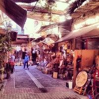 Снимок сделан в Athonos Square пользователем linouz 11/7/2013