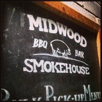 Foto tirada no(a) Midwood Smokehouse por Storyboard Dee em 7/13/2013