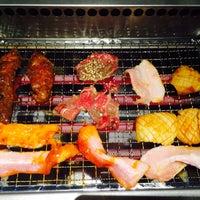 Das Foto wurde bei Kintan Japanese BBQ von Jaz H. am 9/18/2015 aufgenommen