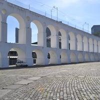 Das Foto wurde bei Arcos da Lapa von Luciano C. am 1/12/2013 aufgenommen