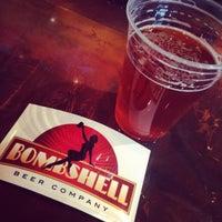 1/4/2014에 Dave H.님이 Bombshell Beer Company에서 찍은 사진