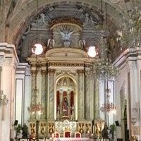 2/18/2013 tarihinde Angelyn N.ziyaretçi tarafından San Agustin Church'de çekilen fotoğraf