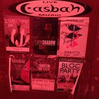 Das Foto wurde bei The Casbah von Tony P. am 5/1/2013 aufgenommen