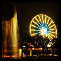 Das Foto wurde bei The Seattle Great Wheel von Jonathan I. am 6/23/2013 aufgenommen