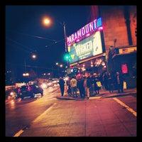 Das Foto wurde bei Paramount Theatre von Jonathan I. am 10/27/2012 aufgenommen