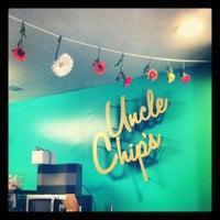 9/15/2012 tarihinde Whitney P.ziyaretçi tarafından Uncle Chip's'de çekilen fotoğraf