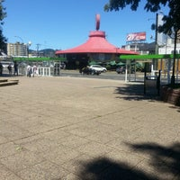 Foto tomada en Plaza Teniente Dagoberto Godoy por Xeo A. el 2/9/2014