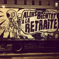 Das Foto wurde bei Belleville Brûlerie - Paris von Romain P. am 3/3/2015 aufgenommen