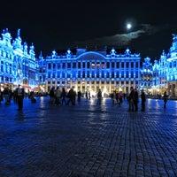 4/24/2013 tarihinde Javier S.ziyaretçi tarafından Grand Place / Grote Markt'de çekilen fotoğraf