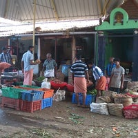 Palakkad Vegetable Market - Palakkad, KeralaKerala Vegetable Market