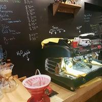 Das Foto wurde bei Brown Caffeine Lab von Arturinho C. am 12/23/2016 aufgenommen