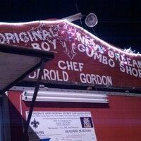 Das Foto wurde bei The Original New Orleans Po Boy and Gumbo Shop von Kenneth E. am 3/12/2014 aufgenommen