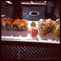 Снимок сделан в Sushi O Bistro пользователем YourMum L. 4/28/2013