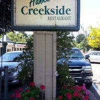 Das Foto wurde bei Hank's Creekside Restaurant von Melv am 6/7/2014 aufgenommen