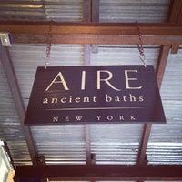 5/27/2013 tarihinde Foujan Z.ziyaretçi tarafından Aire Ancient Baths'de çekilen fotoğraf