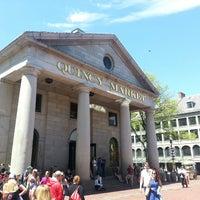 Foto tomada en Quincy Market por Rod K. el 5/16/2013