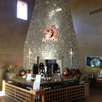 Foto tomada en Vina Robles Vineyards & Winery  por Jeff T. el 1/10/2013