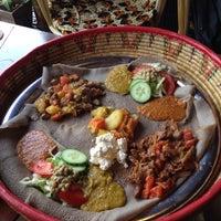 รูปภาพถ่ายที่ Abyssinia Afrikaans Eetcafe โดย Jeroen v. เมื่อ 5/10/2014
