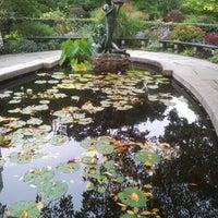 Foto tomada en Conservatory Garden por Alkaceq el 10/8/2012