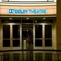 Foto tirada no(a) Dolby Theatre por Joseph A. em 3/9/2013