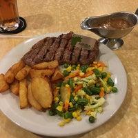 4/23/2018にZoelがAbuba Steakで撮った写真