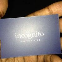 6/2/2013 tarihinde Built F.ziyaretçi tarafından Incognito Bistro'de çekilen fotoğraf