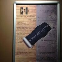 11/28/2012 tarihinde Javier G.ziyaretçi tarafından Restaurante PALé'de çekilen fotoğraf