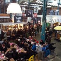 Foto tirada no(a) Markthalle Neun por Roldano D. em 3/3/2013