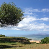 Photo taken at Kamaole Beach Park III by diane q. on 5/1/2013