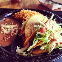 Photo taken at Los Taquitos Mexican Grill by Q on 3/27/2013