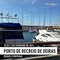 Foto scattata a Porto de Recreio de Oeiras da Ricardo Z. il 2/3/2013