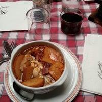 Das Foto wurde bei Restaurante Placido von Salva R. am 8/2/2014 aufgenommen
