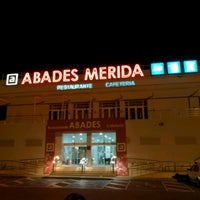 4/16/2017에 Danny P.님이 Abades Mérida에서 찍은 사진