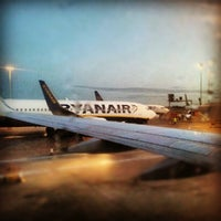 Foto scattata a London Stansted Airport (STN) da Jacopo P. il 9/18/2012