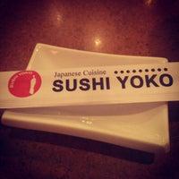 Foto scattata a Sushi Yoko da Judge H. il 5/1/2013