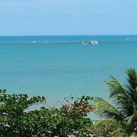 Foto tirada no(a) Atlântico Praia Hotel por Aristeu C. em 1/5/2013