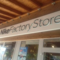 d82c53d1d7c6 ... Photo taken at Nike Factory Store by Hena . on 7/10/2013 ...