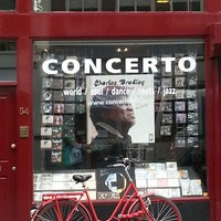 Das Foto wurde bei Concerto Records von Tino M. am 6/3/2013 aufgenommen