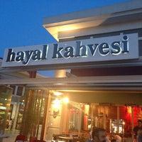 Снимок сделан в Hayal Kahvesi пользователем Engin K. 7/5/2013