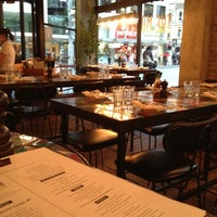 Foto tirada no(a) The Morrison Bar & Oyster Room por Sydney W. em 11/16/2012