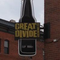 Foto tomada en Great Divide Brewing Co. por Chris A R. el 4/11/2013