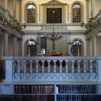 8/7/2013 tarihinde Ebbie A.ziyaretçi tarafından Touro Synagogue'de çekilen fotoğraf