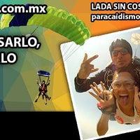 1/28/2015 tarihinde Skydive Méxicoziyaretçi tarafından Skydive México'de çekilen fotoğraf
