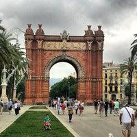 Foto scattata a Arco del Triunfo da Marcelo D. il 6/30/2013