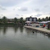 4/15/2013 tarihinde Waranya C.ziyaretçi tarafından Ban Nam Kieng Din'de çekilen fotoğraf