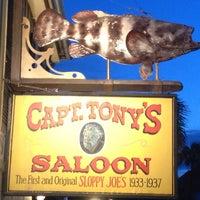 Foto diambil di Captain Tony's Saloon oleh Frank B. pada 7/16/2013