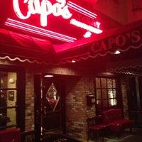 Foto tirada no(a) Capo's por Howard C. em 11/30/2012